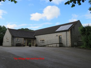 V01 Village Hall Exterior and Car Park