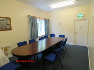 V09 Small Meeting Room